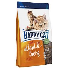 Happy Cat Atlantik-Lachs 4 kg