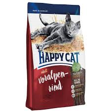 Happy Cat Voralpen-Rind 300 g